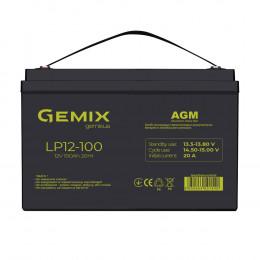 Акумуляторна батарея Gemix LP12-100