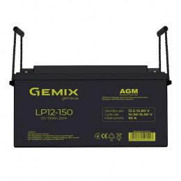 Акумуляторна батарея Gemix LP12-150