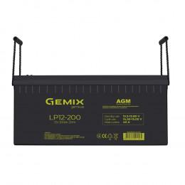 Акумуляторна батарея Gemix LP12-200