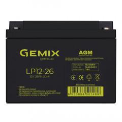 Акумуляторна батарея Gemix LP12-26