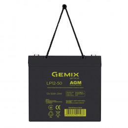 Акумуляторна батарея Gemix LP12-50
