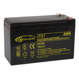 Акумуляторна батарея Gemix LP12-7.0