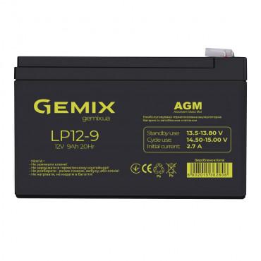 Акумуляторна батарея Gemix LP12-9.0