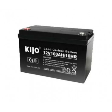 Акумуляторна батарея Kijo  Carbon 12V 100Ah