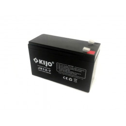 Акумуляторна батарея Kijo  JM 12V 7Ah AGM
