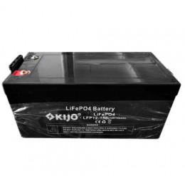 Акумуляторна батарея Kijo LiFePo4 12,8V 150Ah