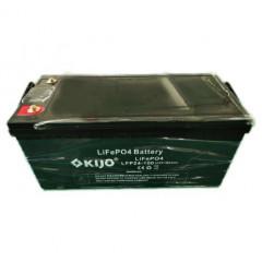 Акумуляторна батарея Kijo LiFePo4 24V 100Ah