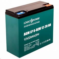 Акумуляторна батарея Logicpower LP 6-DZM-20 Ah