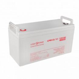 Акумуляторна батарея Logicpower LPM-GL 12V-120 Ah