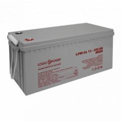 Акумуляторна батарея Logicpower LPM-GL 12V-200 Ah