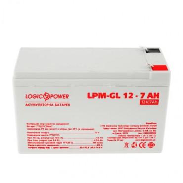 Акумуляторна батарея Logicpower LPM-GL 12V-7 Ah