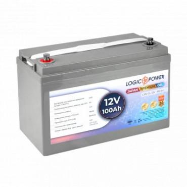Акумуляторна батарея Logicpower LPN-GL 12V - 100 Ah