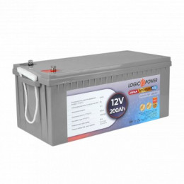 Акумуляторна батарея Logicpower LPN-GL 12V - 200 Ah