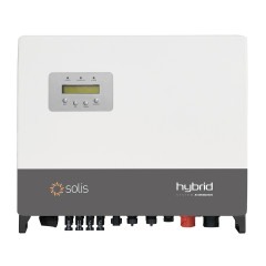 Гібридний інвертор Solis RHI-3P10K-HVES-5G
