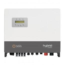 Гібридний інвертор Solis RHI-3P6K-HVES-5G