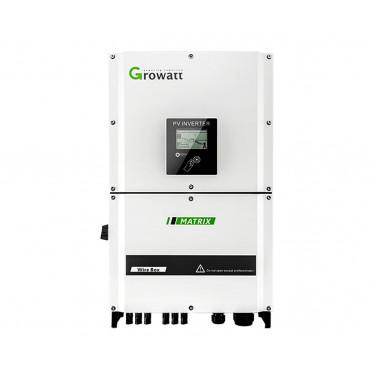 Мережевий інвертор GROWATT 17000TL3-S