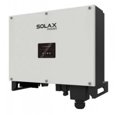 Мережевий інвертор SolaX Power X3-20K-TL