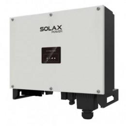 Мережевий інвертор SolaX Power X3-30K-TL