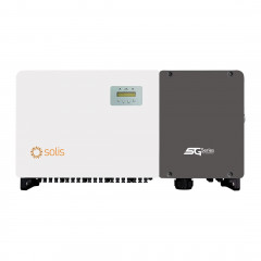 Мережевий інвертор Solis-100K-5G