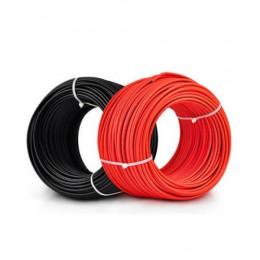 Сонячний кабель KBE DB+ червоний, 6 mm2, 100 м
