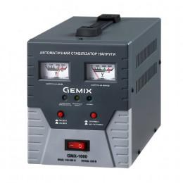 Стабілізатор напруги GEMIX GMX-1000