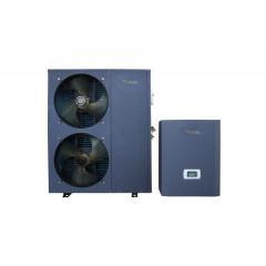 Тепловий насос для опалення та ГВП Altek PRO 16 split EVI 220V