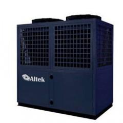 Тепловий насос для опалення та ГВП Altek Heat 52 mono EVI 380V