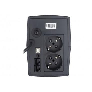 ДБЖ East EA-850U LCD Schuko