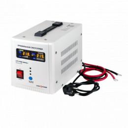 ДБЖ Logicpower з правильною синусоїдою 12V LPY-PSW-800VA+(560Вт)5A/15A