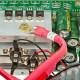 Комплект резервного живлення для котла і теплої підлоги LogicPower ДБЖ B1000VA + гелева батарея 2700W Фото-6