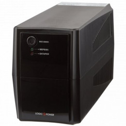Лінійно-інтерактивний ДБЖ Logicpower LPM-525VA-P (367Вт)