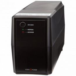 Лінійно-інтерактивний ДБЖ Logicpower LPM-625VA-P (437Вт)