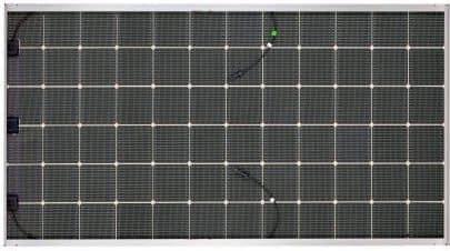 Сонячні модулі BiFacial
