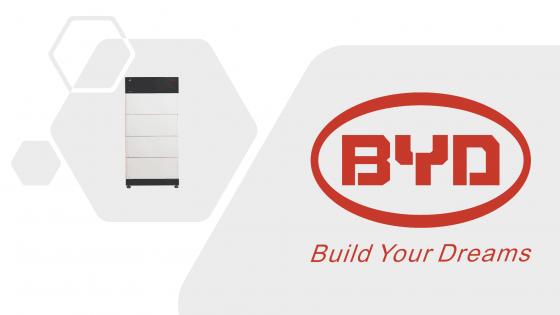 Огляд акумуляторних систем BYD