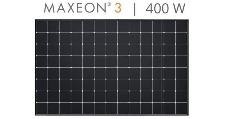 Елементи Maxeon 3