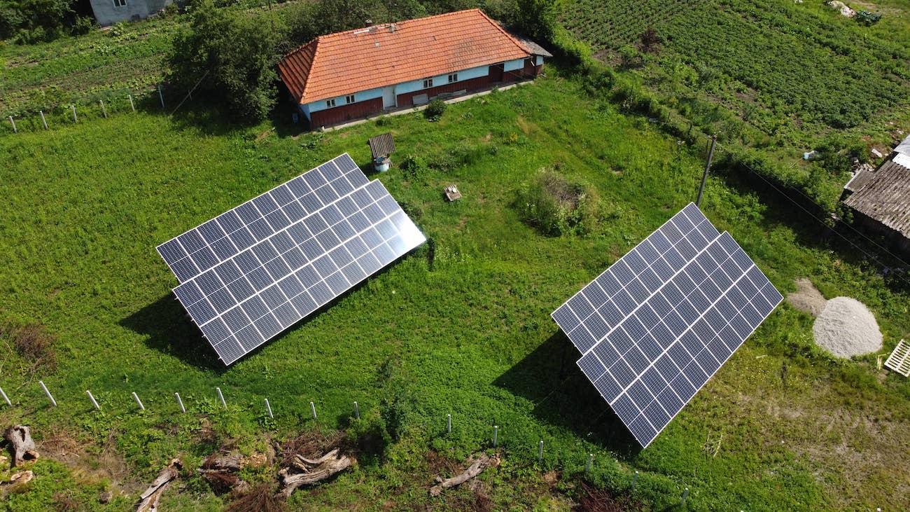Сонячну електростанцію на 30 кВт змонтовано в Тишківцях