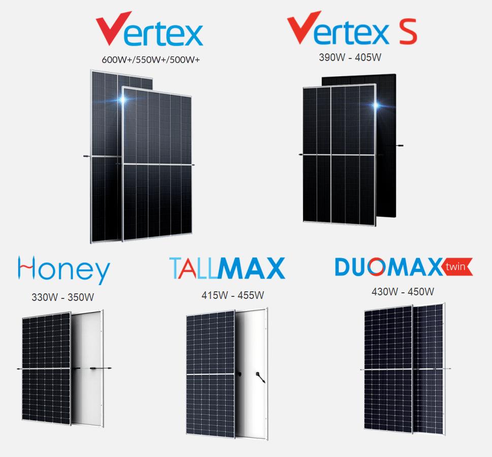 Trina Solar Vertex