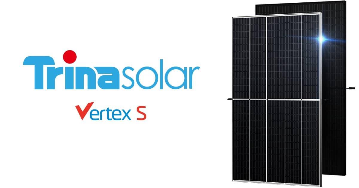 Trina Solar Vertex bificial